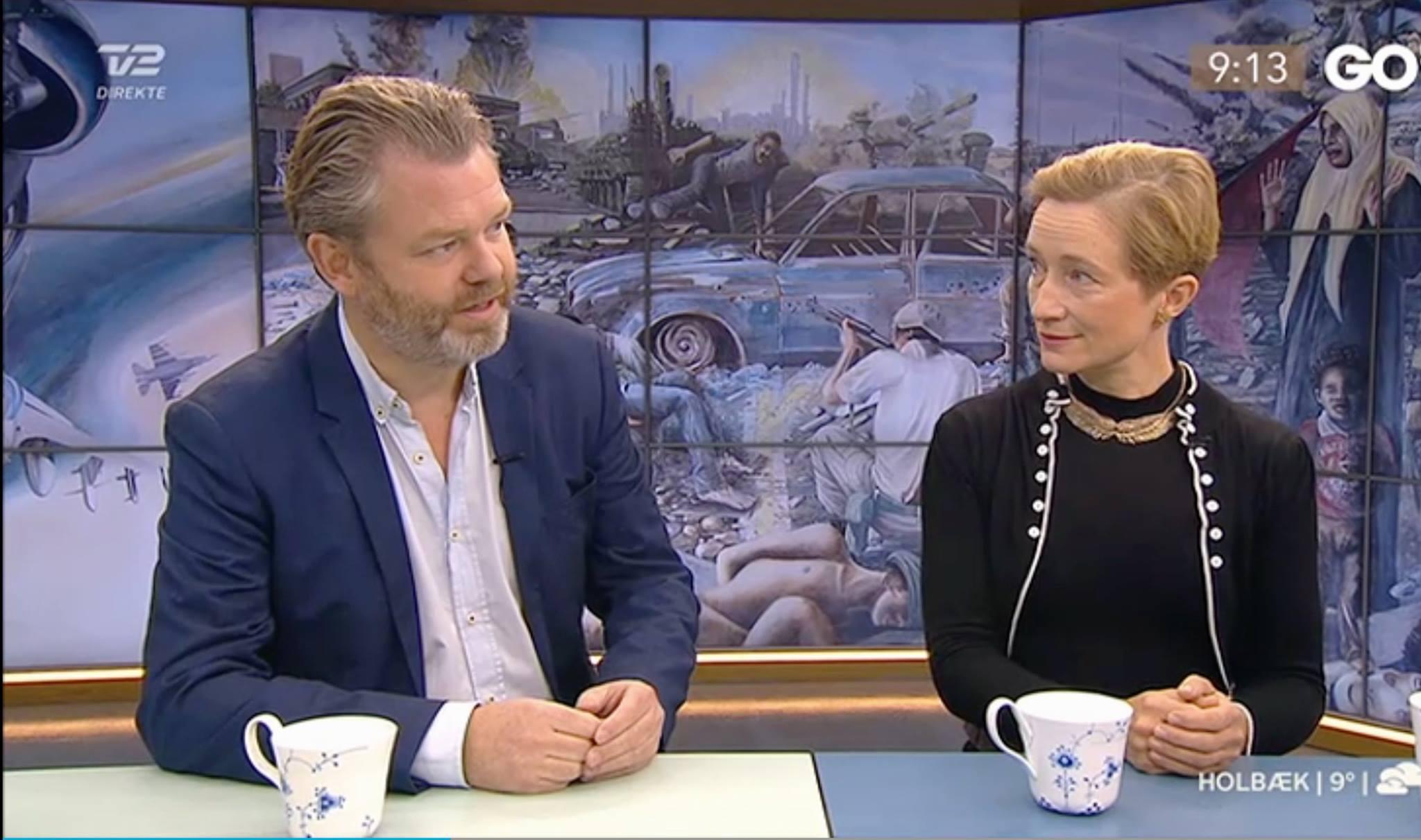 tv2 Go-morgen Danmark